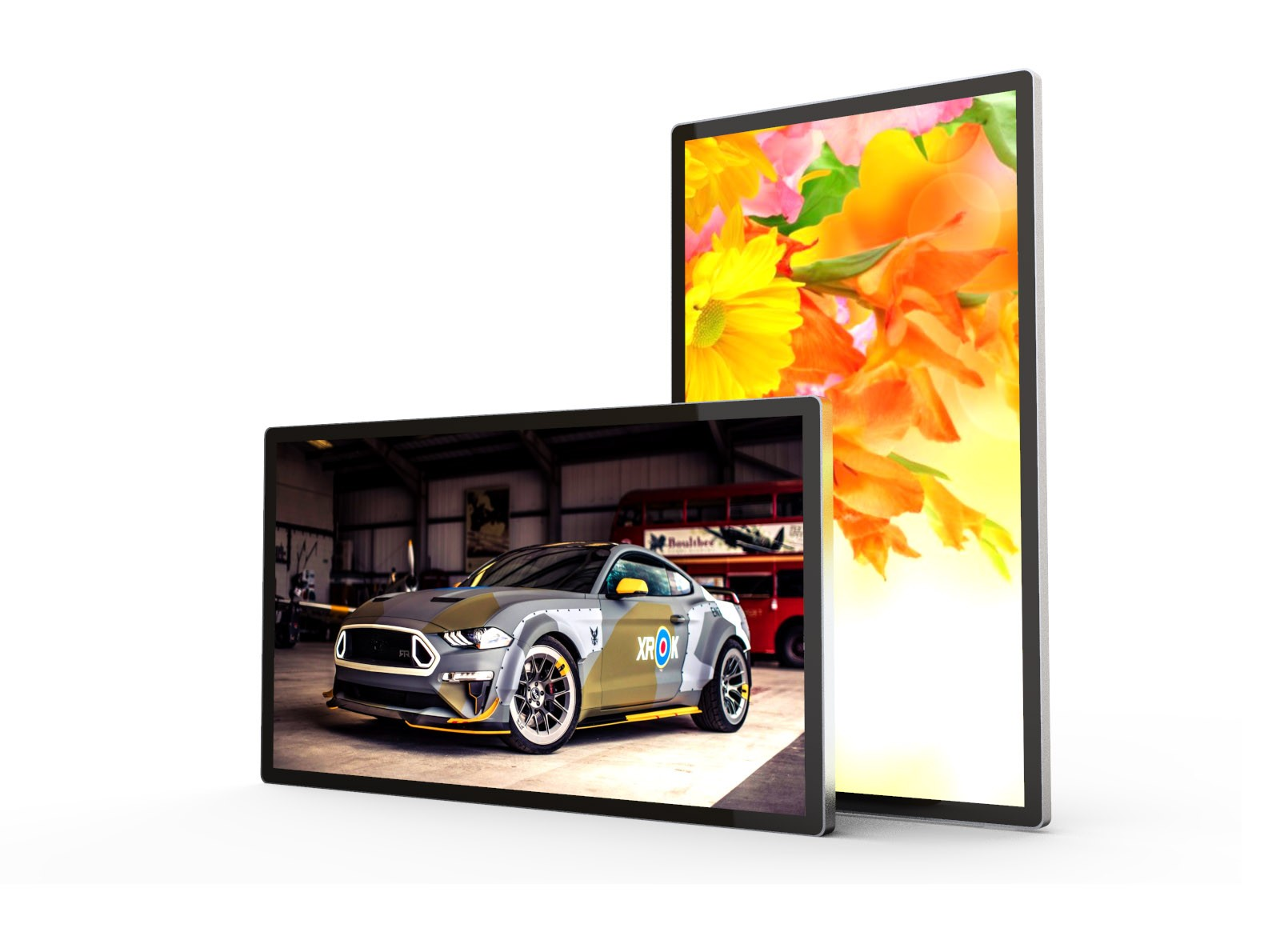 MG-GB500 Wall-mounted Digital Signage