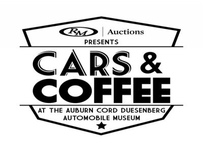CARS & COFFEE  (DIGITAL SIGNAGE)