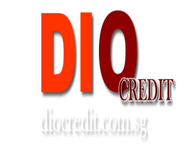 DIO Credit (LCD wall - Retail shop window display)