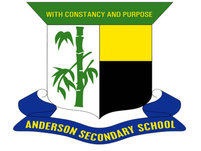 Anderson Secondary School (Wallmounted Display)